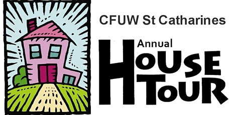 CFUW St. Catharines Annual House Tour 2020 tickets