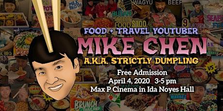 UChicago TASA Presents: Mike Chen tickets