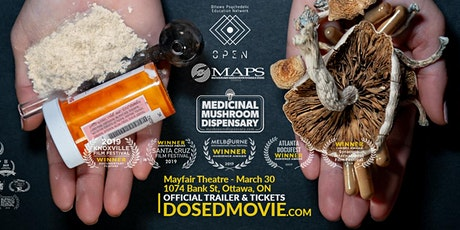 DOSED at Mayfair Theatre in Ottawa, final show added March 30 tickets