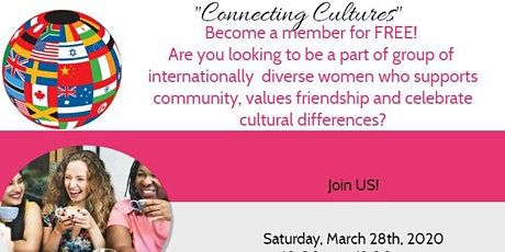 International Women United Networking Event tickets