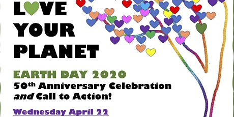 CARPE DIEM! EARTH DAY Celebration and Call-to-Action tickets