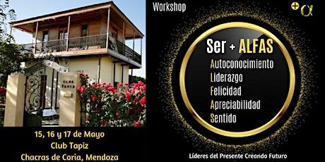 Ser +ALFAS Mendoza entradas