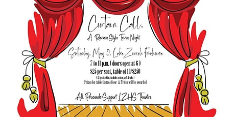 CURTAIN CALL - A RAVINIA STYLE TRIVIA NIGHT tickets