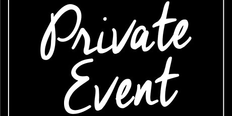 Closed For Private Event 2-4PM tickets