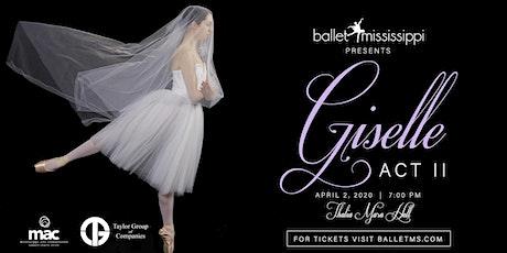 Giselle, Act II tickets