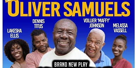 Oliver Samuels CRAZY BUT TRUE   New Play 2020 tickets