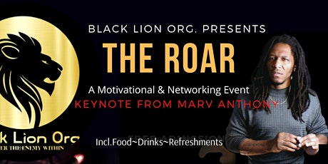 Black Lion Org.'s motivational & networking event: Build YOU and your BRAND tickets