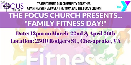 Family Fitness  Day at The Focus Church tickets