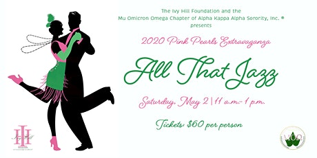 2020 Pink Pearl Extravaganza: All That Jazz tickets