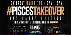 THE PISCES TAKE OVER #AMADEUS