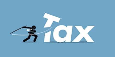 2020税务季节1099和W2高收入者必学:高层次税务知识,税务优化和省税策略 (赠送$200美金旅游礼劵) tickets