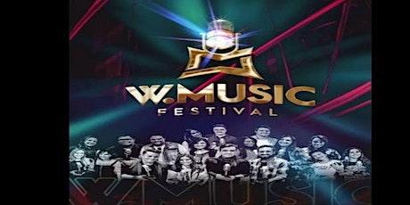 Festival Wmusic ingressos