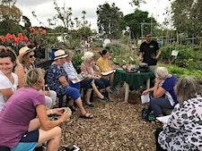 Triangle Park Community Teaching Garden Charitable Trust  logo