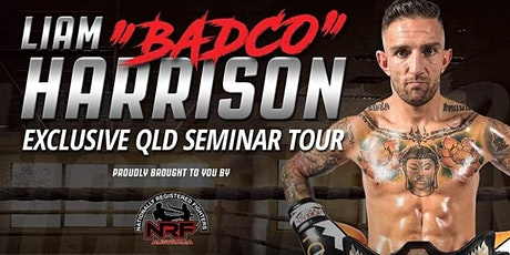 """Liam """"BADCO"""" Harrison - Exclusive QLD Seminar Tour [BNE] at Art of Eight tickets"""