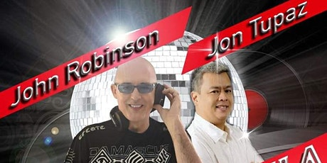 RETRO MANILA IN NEW YORK FEATURING POPULAR DJs, JOHN ROBINSON & JON TUPAZ tickets