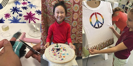 Fiber crafts camp for ages 7-16 tickets