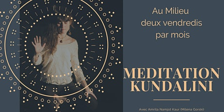 [FACEBOOK LIVE ] Méditation Kundalini tickets