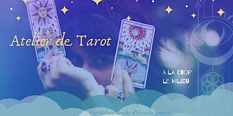 Reporté / Atelier de Tarot : de la Théorie à la Pratique billets