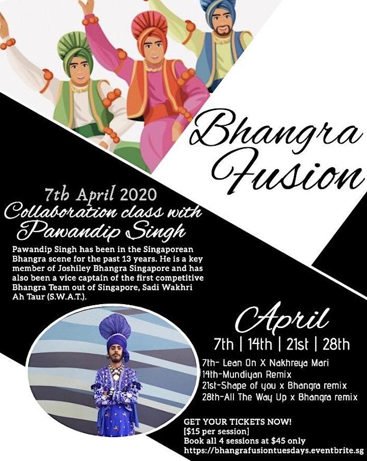 BHANGRA FUSION image