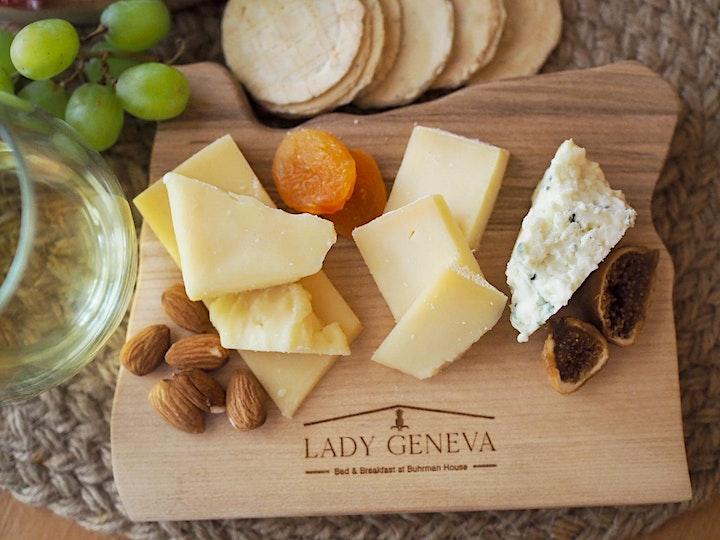 Sunday Social: Exploring Wine & Cheese Pairings & Tasting image