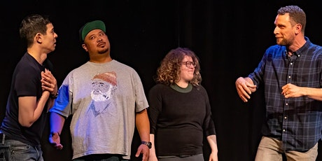Laughter is the Best Medicine Charity Improv Show tickets