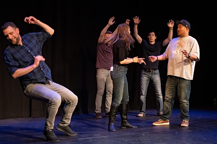 Laughter is the Best Medicine Charity Improv Show image