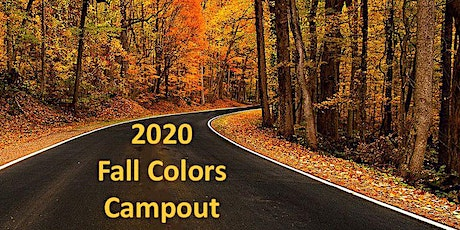 2020 NATCOA Fall Colors Campout tickets