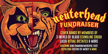 Neüterhead Fundraiser feat. members of 3 Inches of Blood, & more tickets