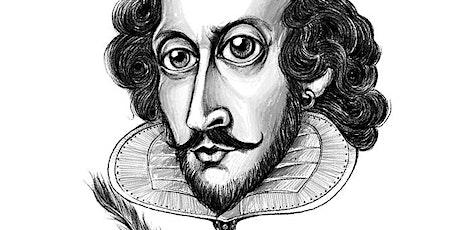 The Merchant of Venice - Free Shakespeare Reading tickets