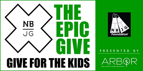 The Epic Give - NBJG Building Fundraiser tickets