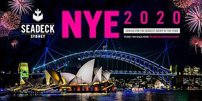 New Years Eve 2020 on Seadeck