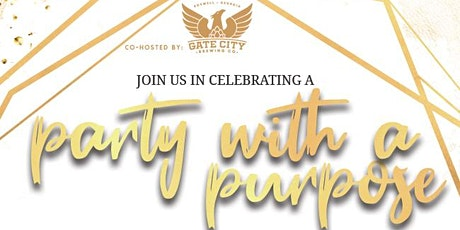 POSTPONED - Party with a Purpose tickets