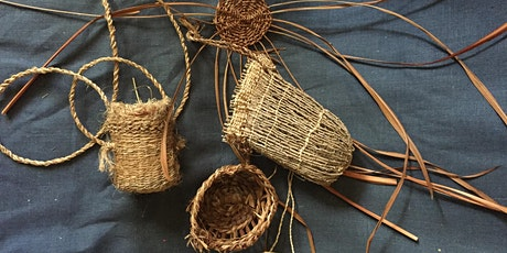 Making Baskets from the Garden tickets
