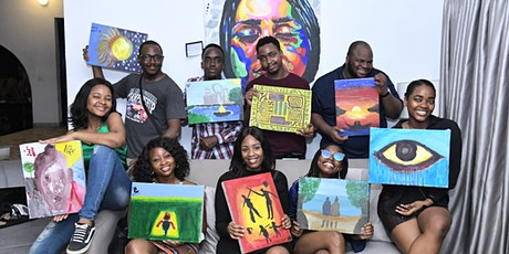 Sip & Paint At The Metaphor in Lagos tickets