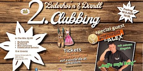 2. Lederhos'n und Dirndl Clubbing Tickets