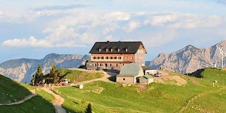 """""""Walk & Coach"""": Wir wandern zusammen auf das Rotwandhaus (1.605 m) Tickets"""