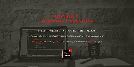 The Hacker Collective Townhall Sessions tickets