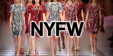 New York Fashion Week Fashion Shows & Events September 2020 tickets