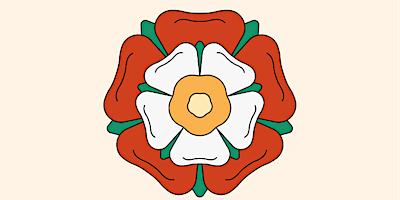 Whitehall Gets Crafty: Tudor Rose Collage