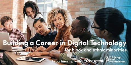 BUILDING A CAREER IN DIGITAL TECHNOLOGY  tickets