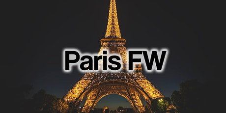 Paris Fashion Week Fashion Shows & Events October 2020 billets