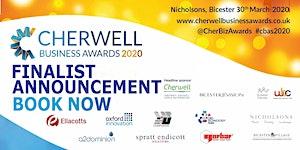 Cherwell Business Awards 2020 Finalist Announcement