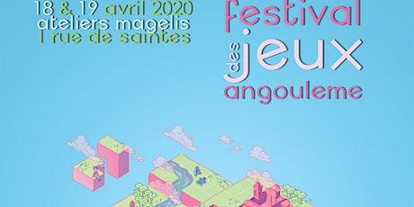 FJA2020 - Festival des jeux d'Angoulême billets
