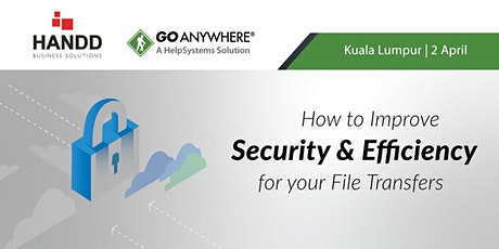 How to Improve Security & Efficiency for your File Transfers tickets