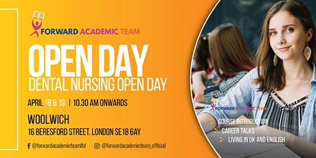 Open Day - Dental Nursing Diploma | April 18 and 19 tickets