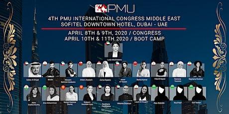 4th PMU International Congress Middle East tickets