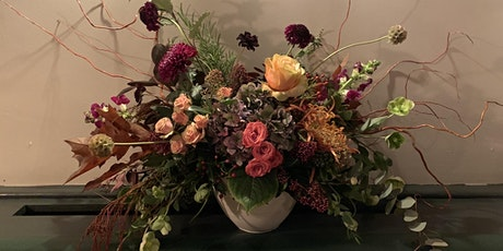Autumn vase workshop tickets
