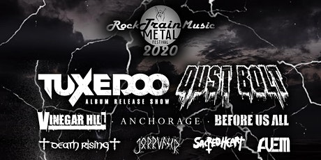 Rock Train Music Metal Festival Tickets