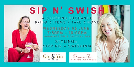 Sip & Swish Social tickets