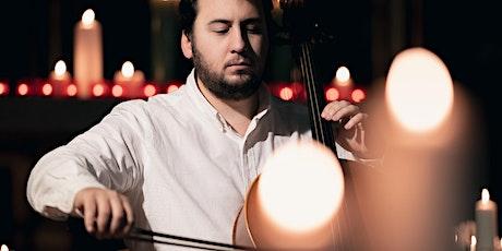 "IGNASI PRUNES ""SOLO CELLO"" - CASTELLÓ D'EMPÚRIES - CANDLELIGHT CONCERT entradas"